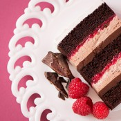 04-ChocolateReaspberry-Wedding-cake