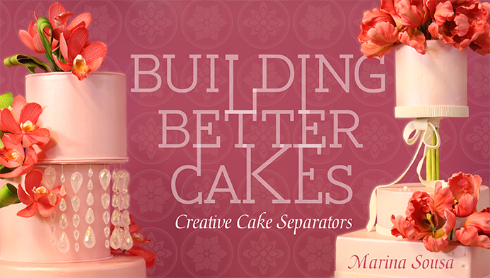 My Latest Craftsy Online Cake Decorating Course Will Be Released In April I M Really Excited About This Class Because It Offers A Range Of Cake Separation