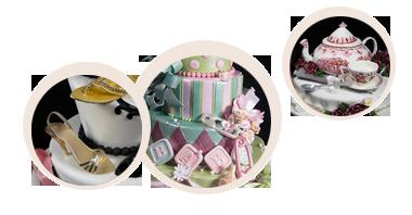 Santa Cruz Celebration Cakes