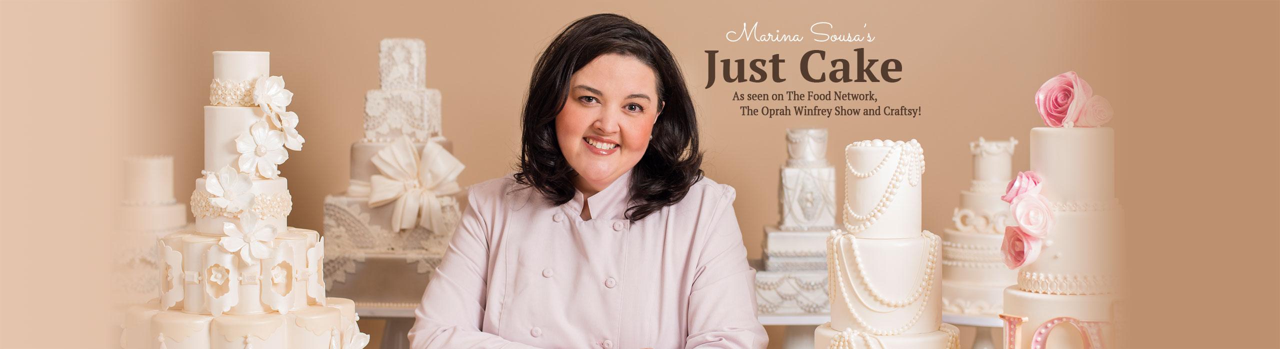Marina Sousa's Just Cake