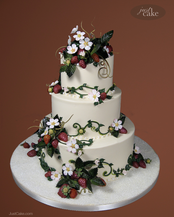 Best Wedding Cakes San Francisco Bay Area